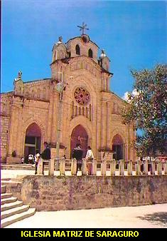 Saraguro's    Mother Church