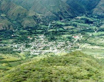 The town of Vilcabamba